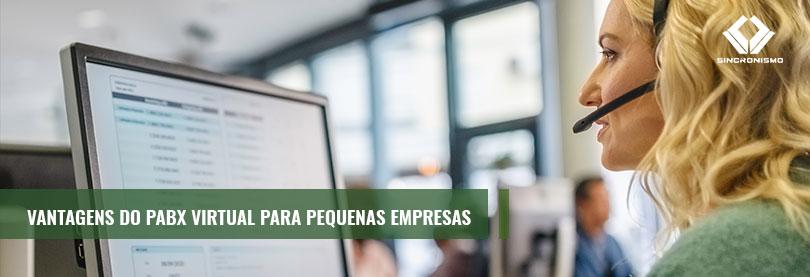 PABX virtual para pequenas empresas